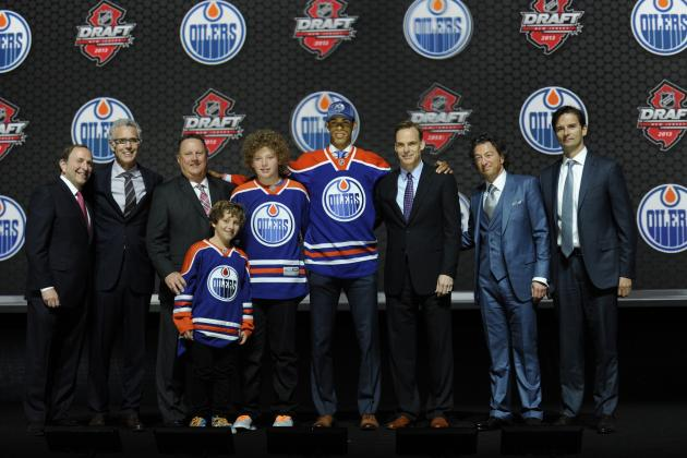 2014 NHL Draft: 5 Perfect Fits for Edmonton Oilers