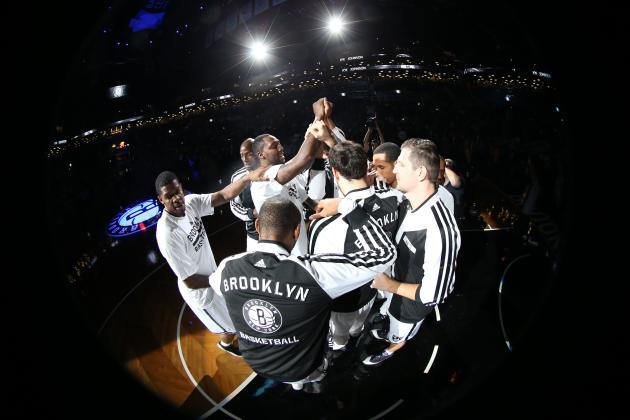 Ranking the Brooklyn Nets' 10 Biggest Developments in Season's 1st Half