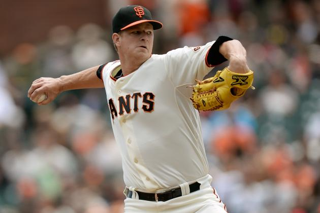 Ranking the San Francisco Giants' 10 Most Important Players Heading into 2014