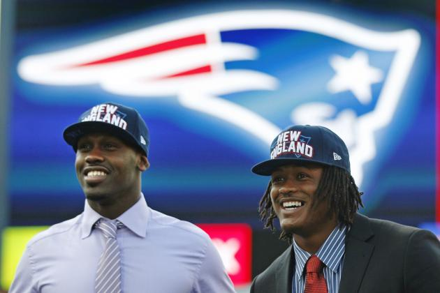 New England Patriots 2014 Mock Draft with Player Scouting Profiles