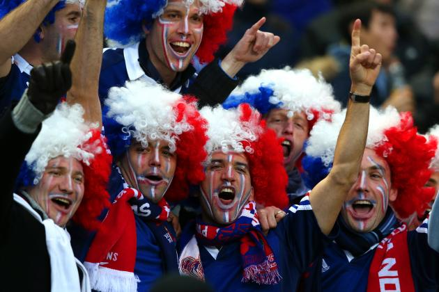 France vs. England: Score and Lessons Learned from Six Nations Clash