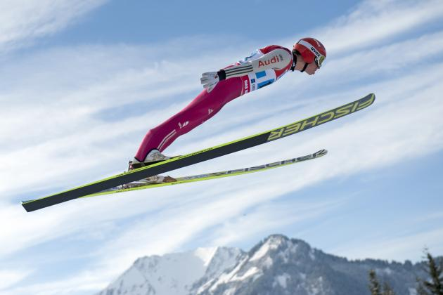 Olympic Ski Jumping 2014: Complete Guide for Sochi Winter Olympics