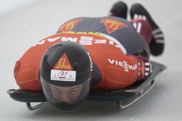 Olympic Skeleton 2014: Complete Guide for Sochi Winter Olympics