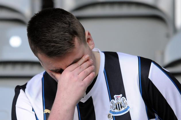 Newcastle's Nightmare and the Premier League Weekend in 20 Pictures