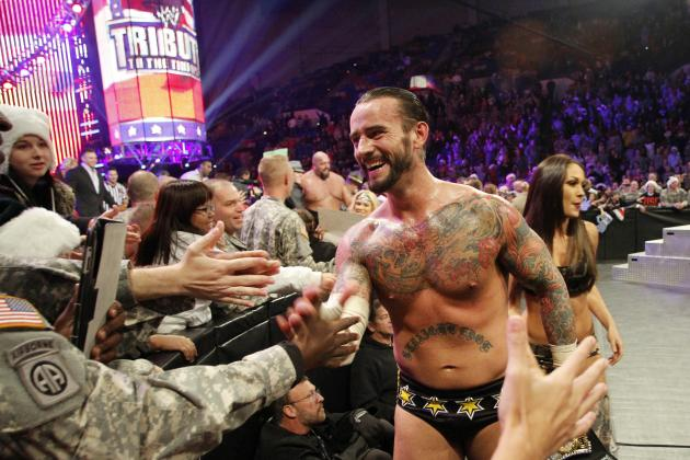 Looking Back at CM Punk's 5 Greatest WWE Feuds
