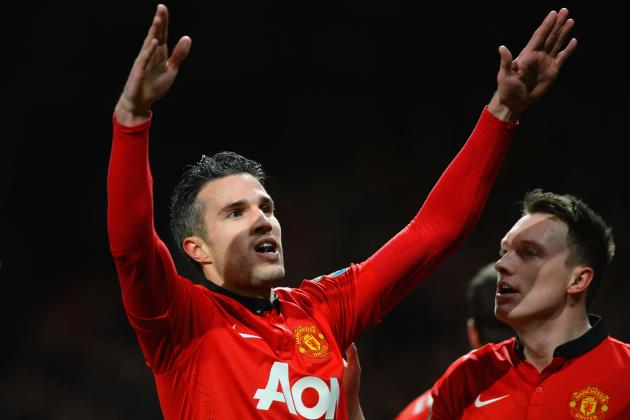 Paper Gossip: RVP's Shock Arsenal Link, United Eye Cavani and JT's Chelsea Exit