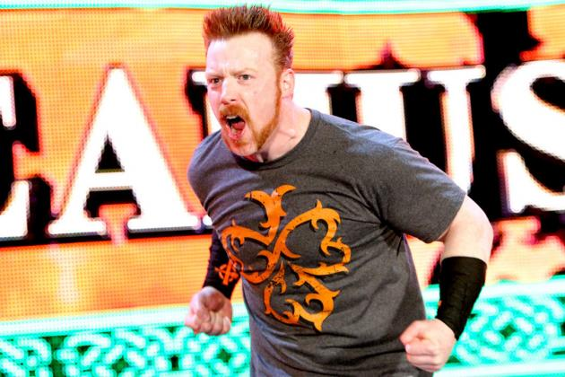 Full Predictions and Feuds for Sheamus After Royal Rumble