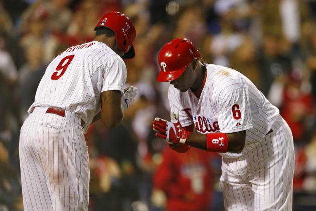 Ranking the Philadelphia Phillies' Most Important Players Heading into 2014