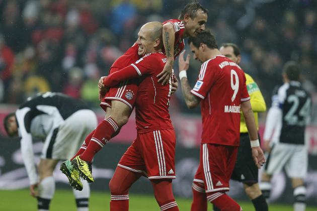 Bayern Munich vs. Eintracht Frankfurt: 6 Things We Learned