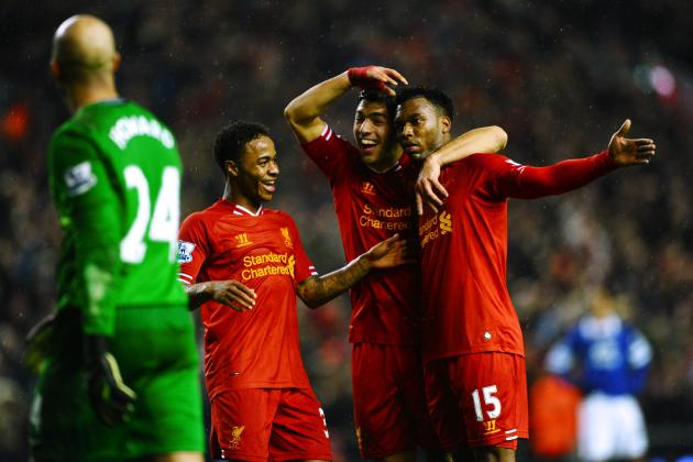Raheem Sterling Is Quickly Becoming One of Liverpool's Most Important Players