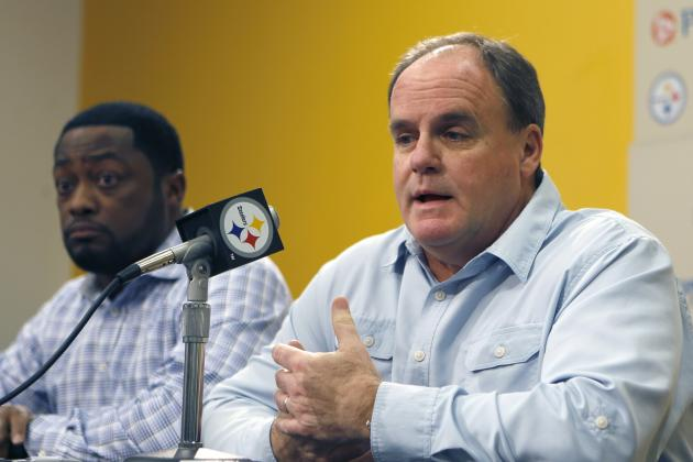 Pittsburgh Steelers Free Agency and Draft Wish List