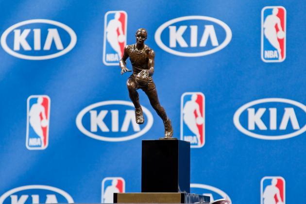 Top 10 NBA MVP Candidates at the All-Star Break