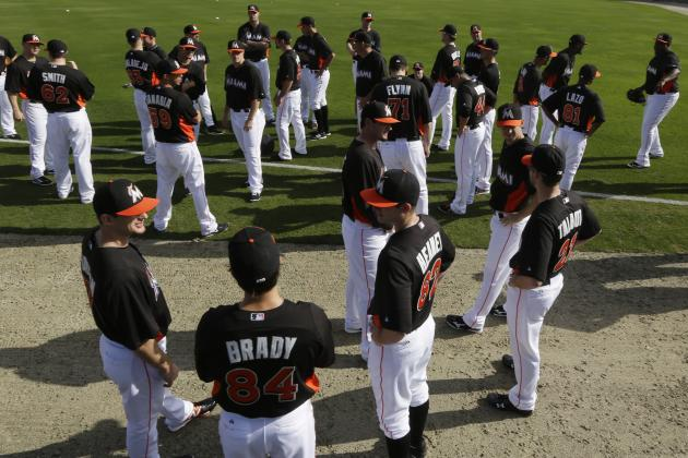 2014 MLB Spring Training Preview: Miami Marlins