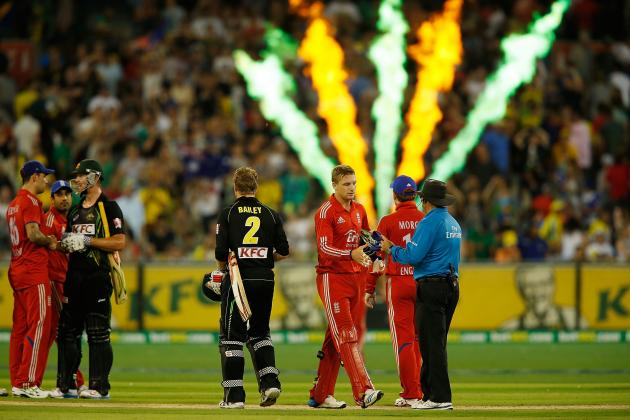 Australia vs. England: Ranking All 28 Players from the 2013/14 T20 Series