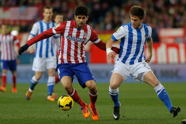 Atletico Madrid 1-0 Real Sociedad: 6 Things We Learned