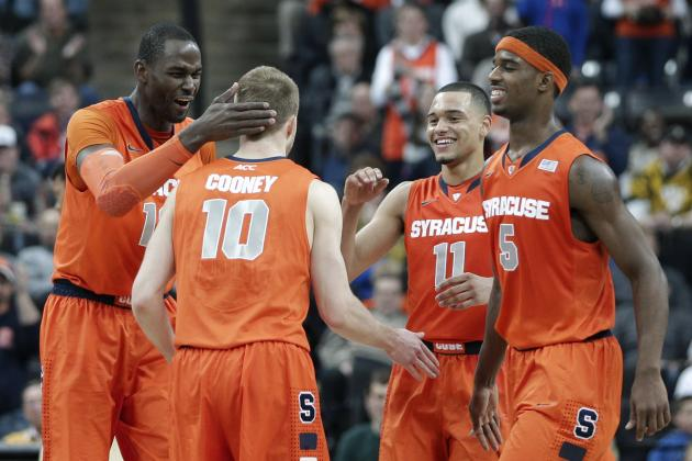 Every Top 25 College Basketball Team's Most Impressive Statistic