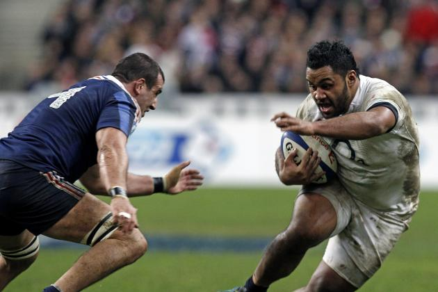 Six Nations 2014: Team of the Opening Weekend