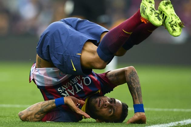 5 Things That Are Wrong with Barcelona Right Now