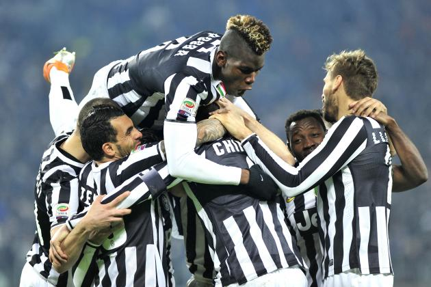 Juventus 3-1 Inter Milan: 6 Things We Learned
