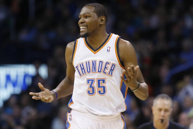 Checklist for Kevin Durant to Win NBA MVP This Season