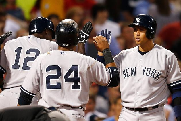 The New York Yankees' 25 Best Single Season Offensive Performances Since 2000