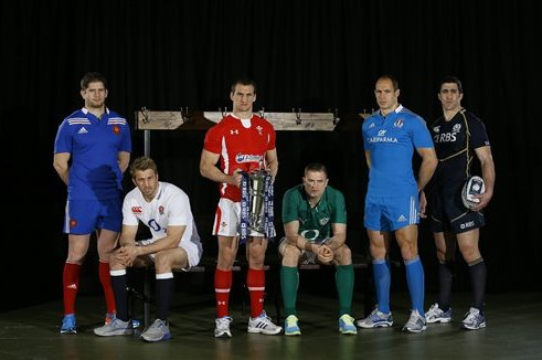 Six Nations 2014: Power Rankings Following First Weekend of Rugby Tournament