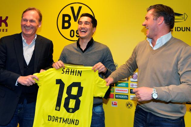 Selecting a Complete Summer Transfer Wishlist for Borussia Dortmund