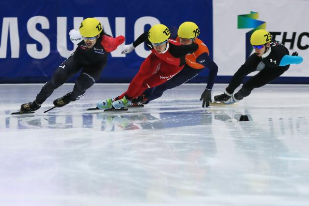 Olympic Short-Track Speedskating 2014: Complete Guide for Winter Olympics