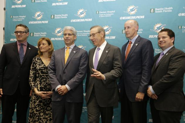 Miami Dolphins: State of the Franchise at the Start of the 2014 Offseason