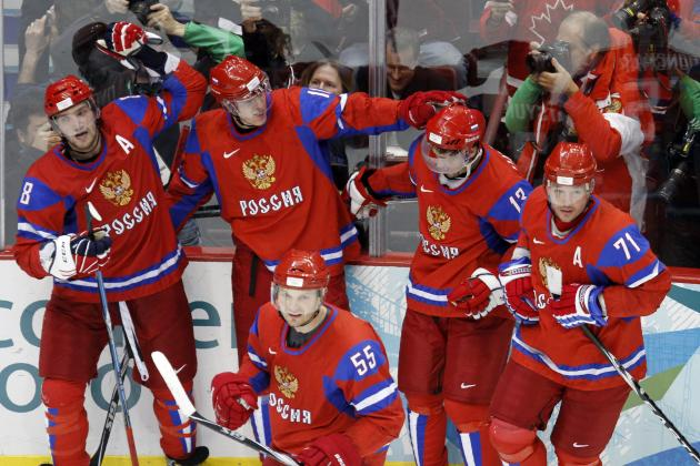 2014 Winter Olympics: Biggest Strength for Each of Sochi's Top 5 Hockey Teams