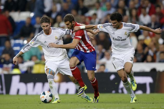 Tactical Battles That Will Shape Real Madrid's Clash with Atletico Madrid