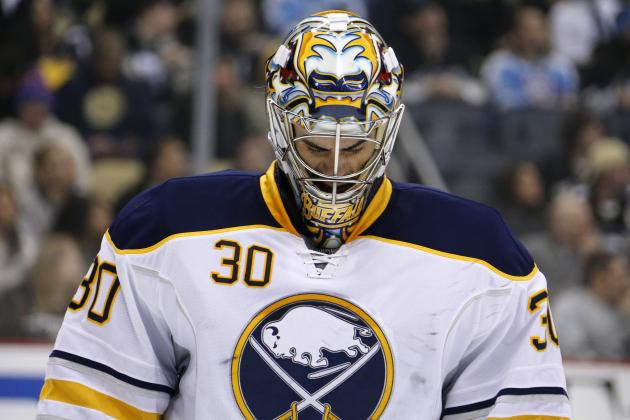 Ranking Buffalo Sabres Goalie Ryan Miller's Most Likely Trade Destinations