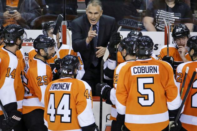 Philadelphia Flyers' 5 Biggest Questions Ahead of the Olympic Break