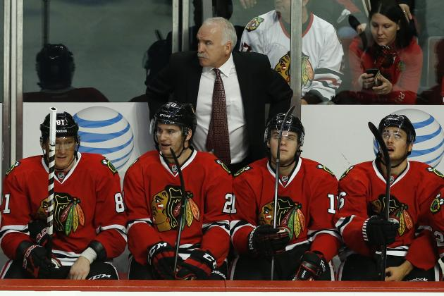 Breaking Down Every NHL Head Coach's Job Security