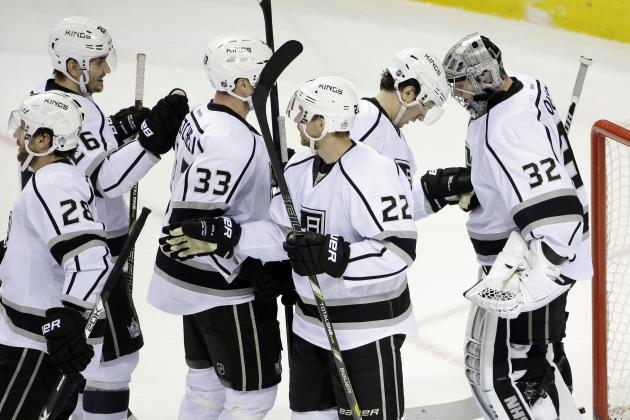 Los Angeles Kings' 5 Biggest Questions Ahead of the Olympic Break