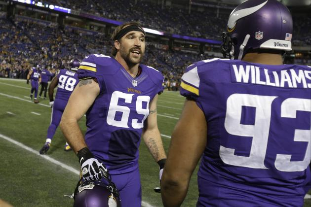 Complete 2014 Minnesota Vikings Offseason Preview and Predictions