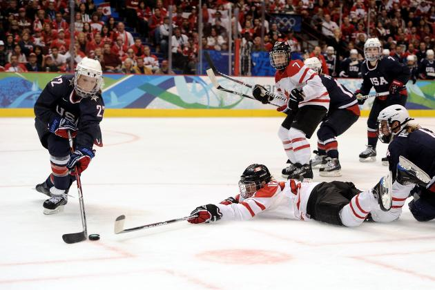 Olympic Women's Hockey 2014: Complete Guide for Sochi Winter Olympics