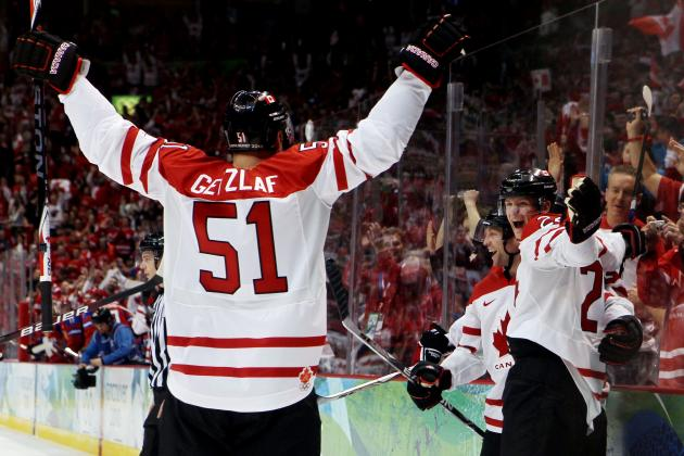 2014 Olympic Hockey: Ranking Every Team's Depth
