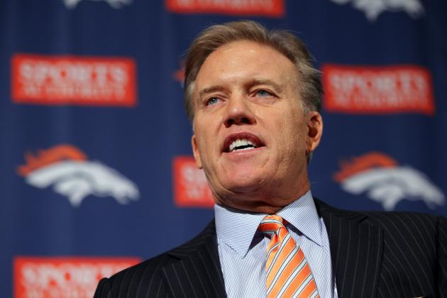 2014 Denver Broncos Mock Draft with Player Scouting Profiles