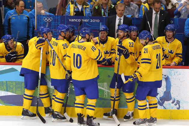 Everything You Need to Know About the 2014 Sweden Olympic Hockey Team