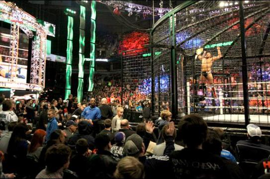 WWE Elimination Chamber 2014: Worst Chamber Matches in WWE History