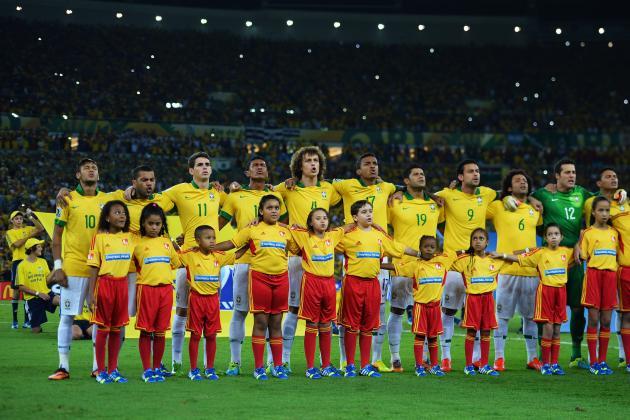 Picking a Best Brazil XI Playing in the Campeonato Brasileiro