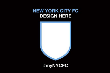 NYCFC Ask Fans to Design Badge for MLS Team, Doesn't Go Well