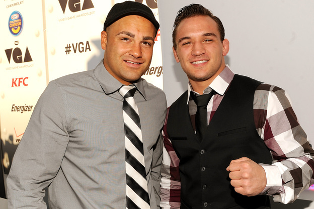 Eddie Alvarez vs. Michael Chandler III: Early Head-to-Toe Breakdown
