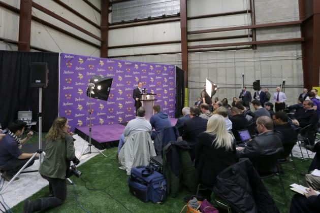 Minnesota Vikings Bargain Guide to the 2014 Offseason