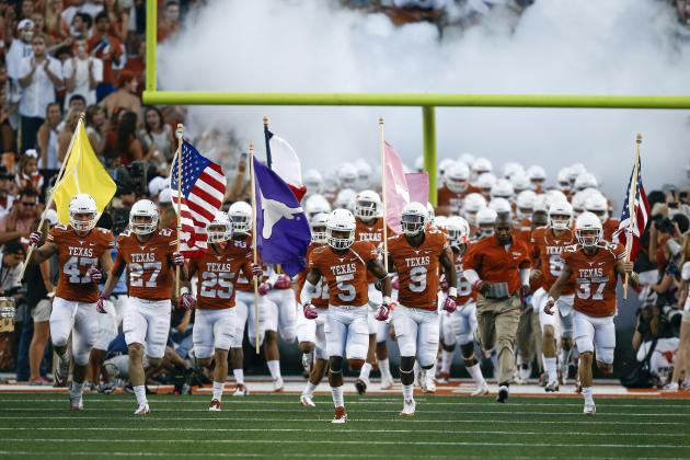 Texas Football Recruiting: Meet the Longhorns' 2014 Class