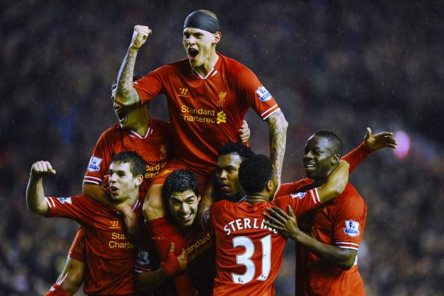 Predicting Liverpool's 14 Remaining Premier League Matches of the Season