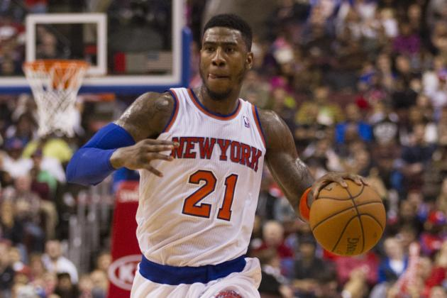 Knicks Trade Rumors Tracker: Latest Updates Ahead of 2014 NBA Trade Deadline