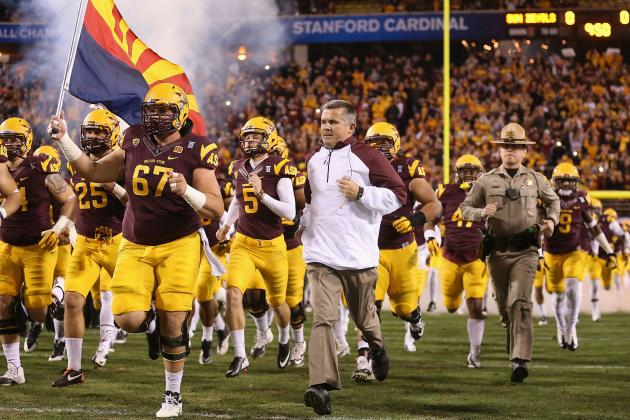 Arizona State Football: Sun Devils' National Signing Day Hopefuls