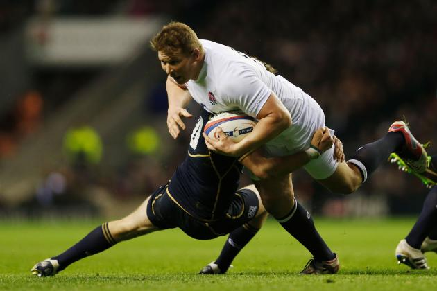 Six Nations 2014: 10 Greatest Tries in Scotland vs. England History